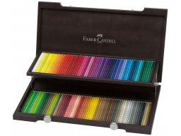Faber Castell Polychromos coloured pencil, set of 120