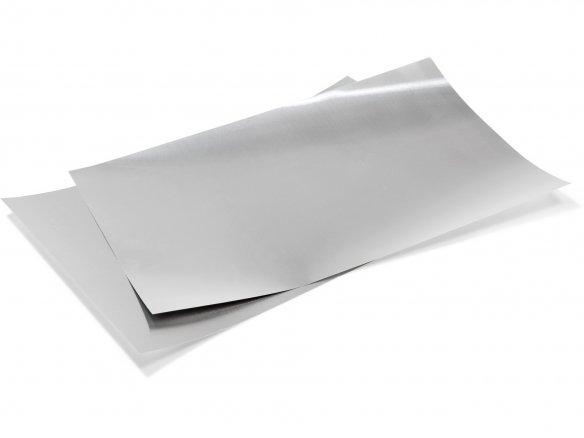Segmentos de cinta de aluminio