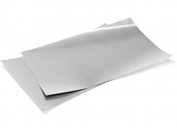 Aluminium pre-cut strips