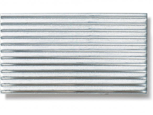 Aluminium fine-corrugated sheets