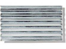 Chapa ondulada de aluminio, ondulaciones medianas