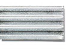 Chapa ondulada de aluminio, forma de varas planas