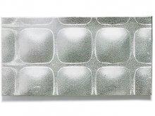 Aluminium square-patterned sheets