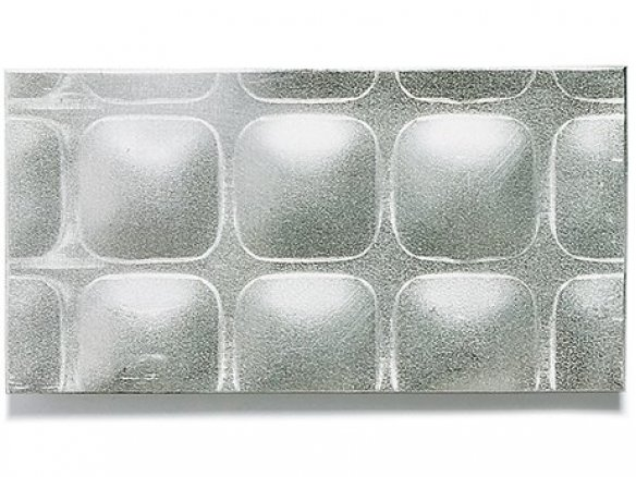 Aluminium square-patterned sheets