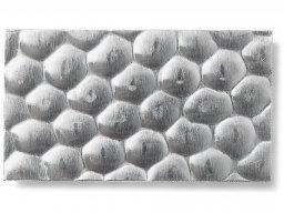 Chapa de aluminio martillada (corte disponibiles)