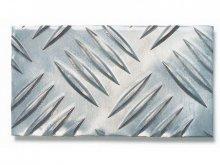 Chapa de aluminio ''Damero'', Quintett W5