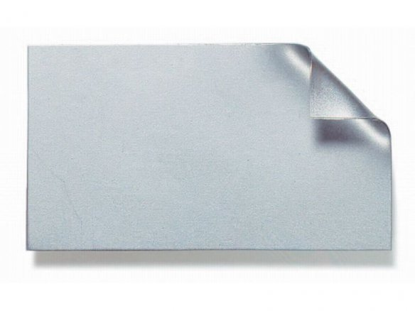 Steel thin sheet, raw