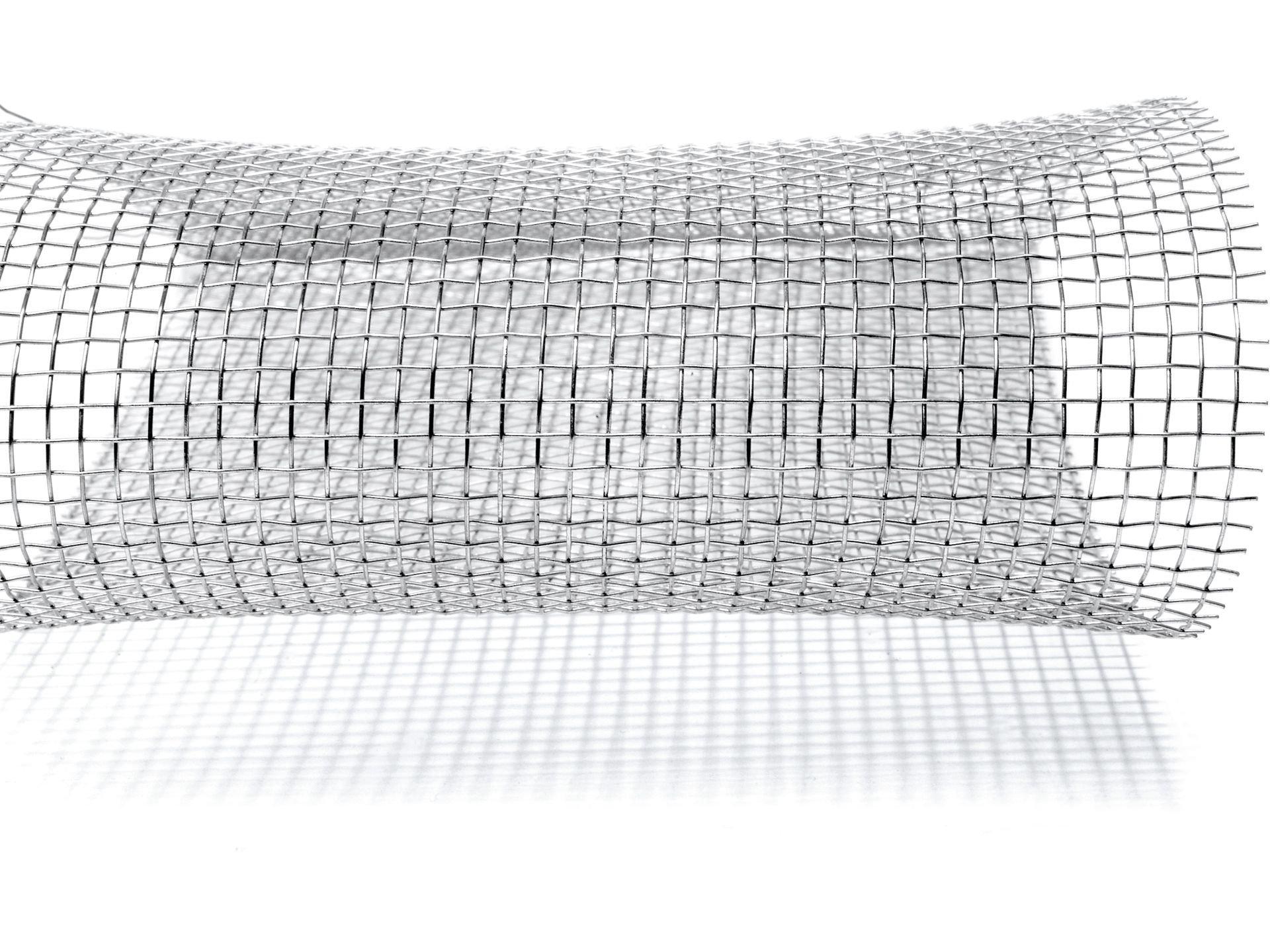 Buy Wire mesh, aluminium, flexible online at Modulor