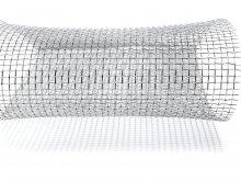 Wire mesh, aluminium, flexible