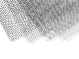 Wire mesh, steel, flexible