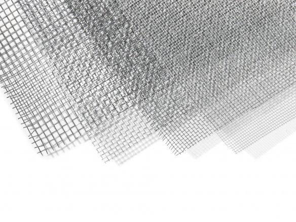 Rete di acciaio, flessibile