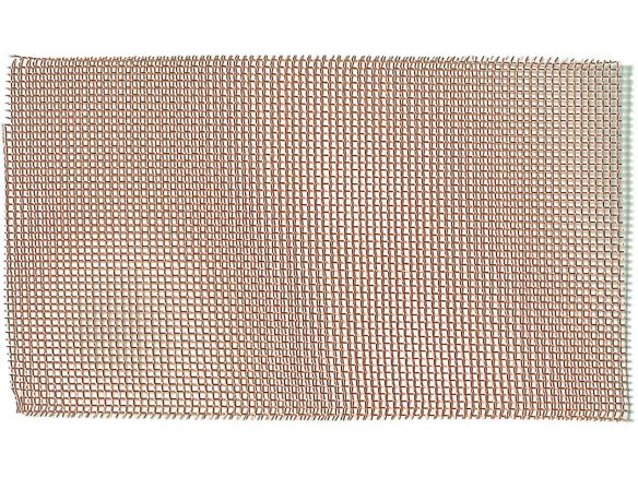 Wire mesh, copper, flexible