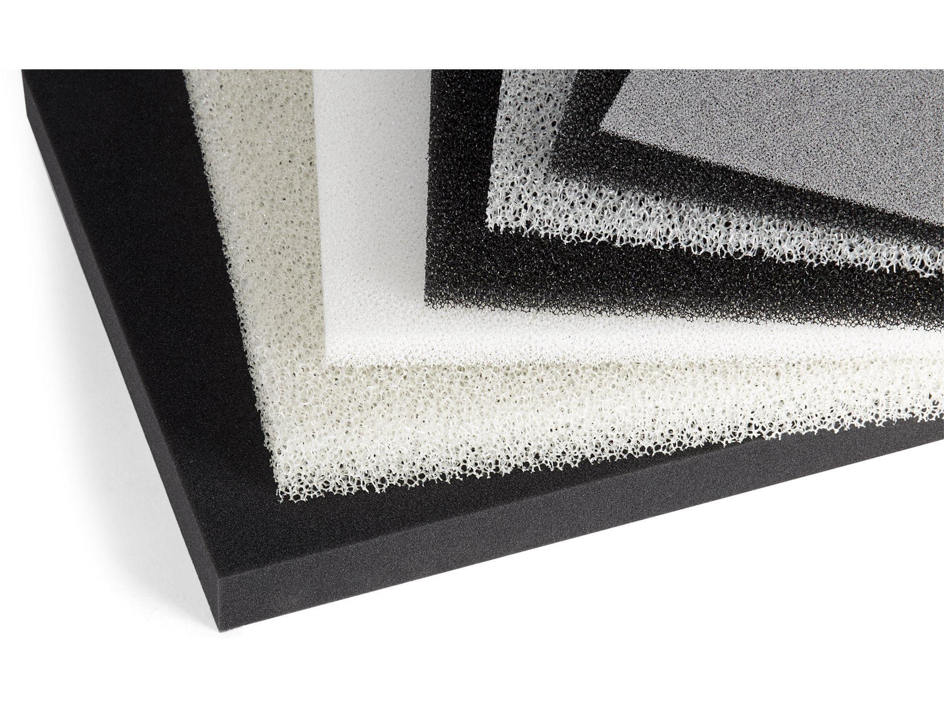 polyurethan filterschaum pflanzenschaum kaufen modulor. Black Bedroom Furniture Sets. Home Design Ideas