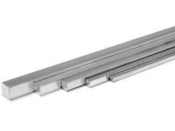 Aluminium rectangular rod