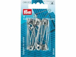 Prym safety pin, hardened steel