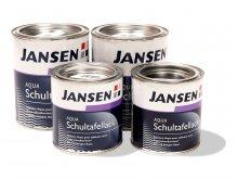 Jansen blackboard paint, matte