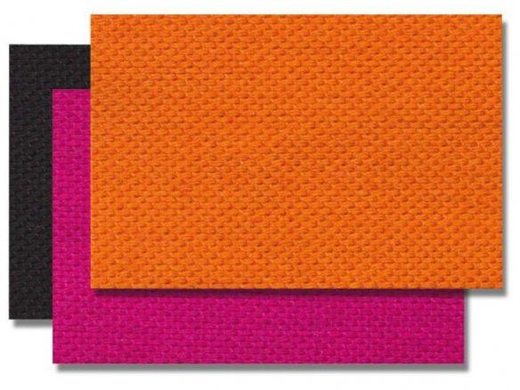 schwerer Baumwollstoff, Canvas, uni (4795)