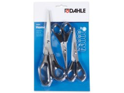 Dahle Home paper/household scissors, set of 3