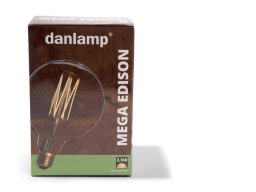 Danlamp LED bulb, Mega Edison