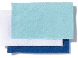 Fieltro para manualidades, de color