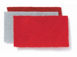 100% Wollfilz, farbig, 1 mm