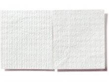 Vellón hilado de PE Tyvek, blanco, suave