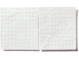 Tyvek PE spun fleece, white, soft