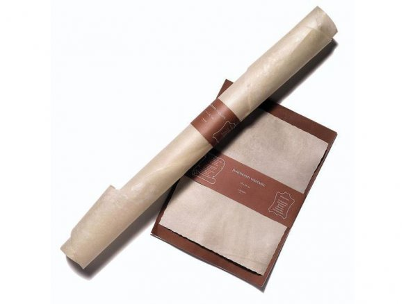 Genuine animal hide parchment
