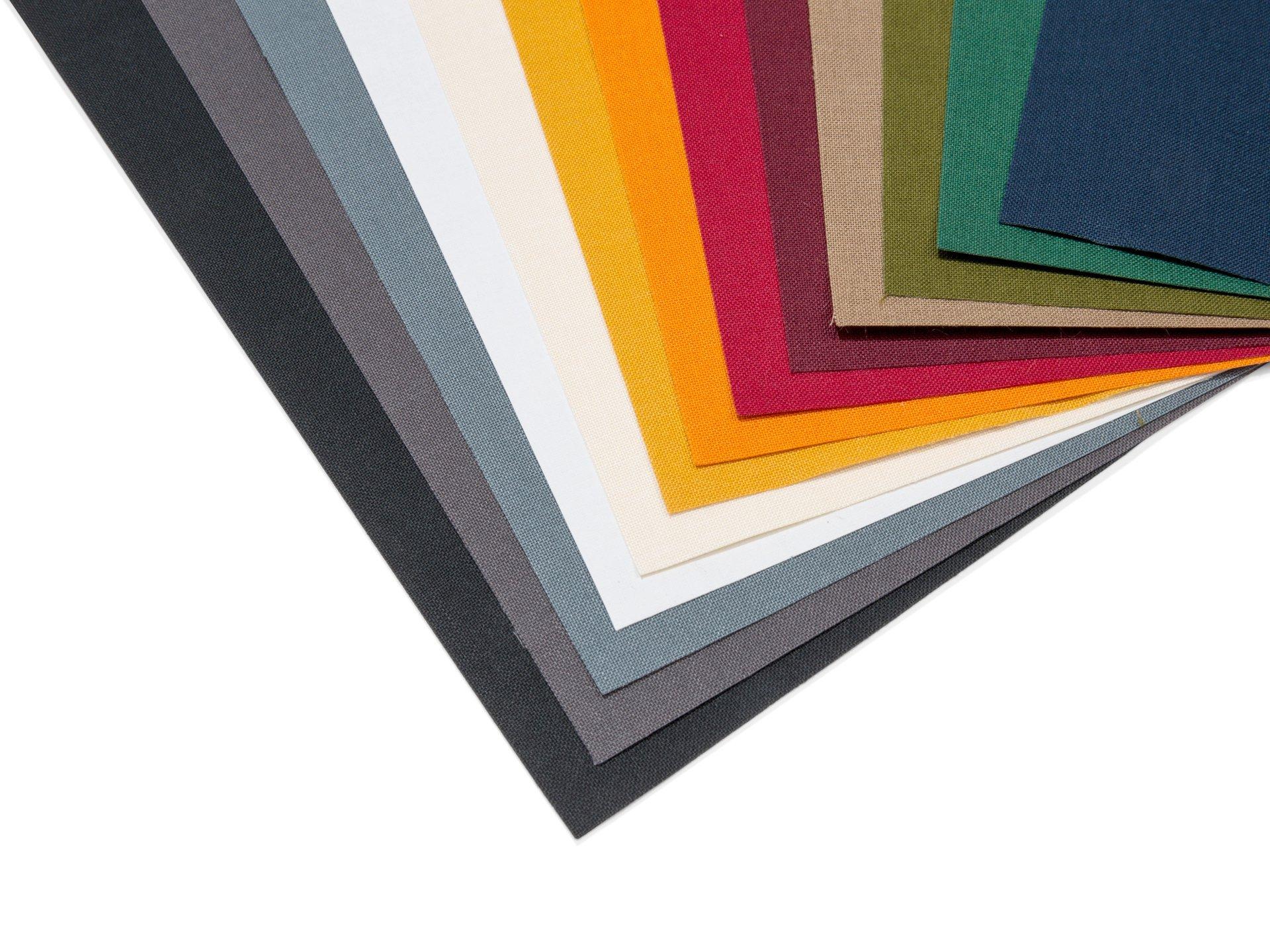 buchleinen brillianta farbig online kaufen modulor. Black Bedroom Furniture Sets. Home Design Ideas