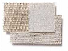 Bookbinding material, half-linen