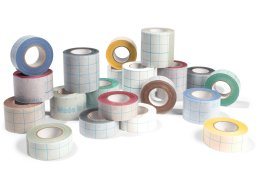 Filmoplast T linen fabric, self-adhesive