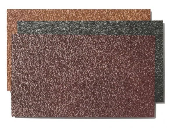 Elda bookbinding leather (Lefa), calfskin embossed