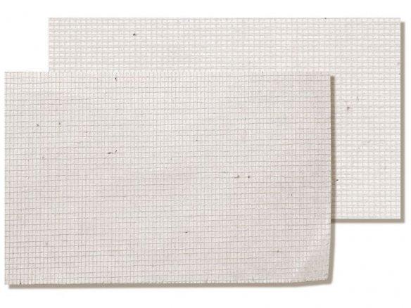 Tarlatana forrada de papel seda