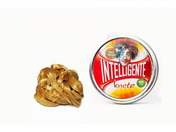 Intelligente Knete - Metallic