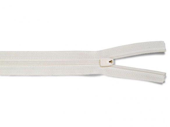 Reißverschluss Kunststoff f. Bettwäsche, Meterware