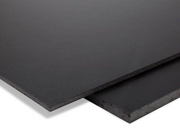 stadur viscom sign easyprint sandwichplatte schwarz im zuschnitt oder standardformat kaufen. Black Bedroom Furniture Sets. Home Design Ideas