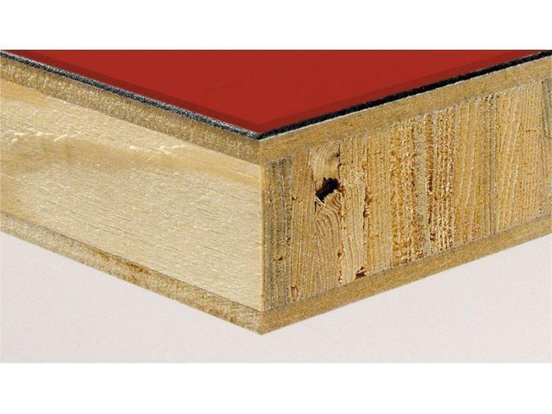tischplatte linoleumbeschichtet im zuschnitt kaufen modulor. Black Bedroom Furniture Sets. Home Design Ideas