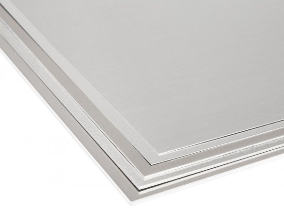 Aluminium sheets custom cutting