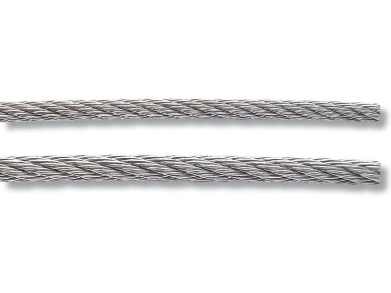 Stahl Drahtseil, verzinkt online kaufen | Modulor