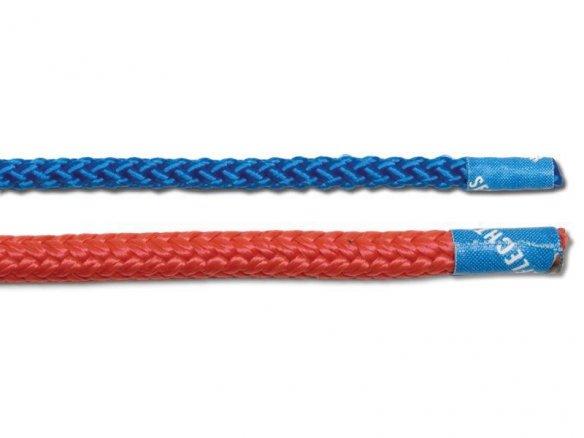 Polypropylene braided rope, buoyant line