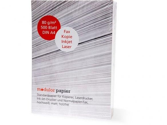 Modulor copier paper