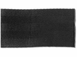 Seat belt webbing, polyester, fine weave