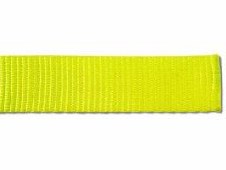 Webbed belt, polyester, fine weave