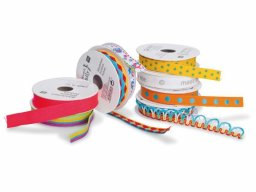 Rico Design fabric ribbon