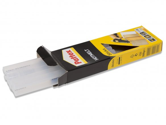Pattex hot glue sticks