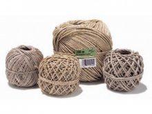 Natural fibre twine