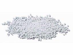 Polystyrene foam pellets