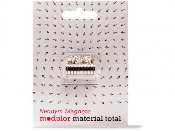 Disco magnético de neodimio, autoadhesivo