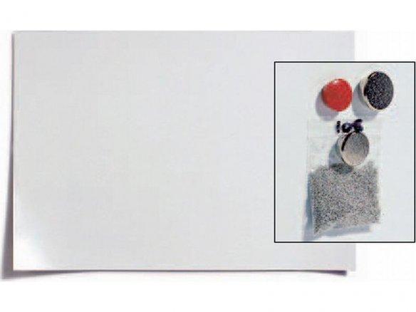 Ferro sheet, white