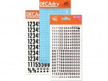 Decadry Transfer Rubbelzahlen